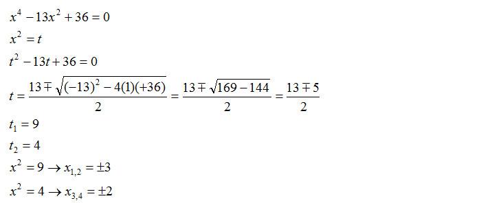 equazioni-biquadratiche-esercizio