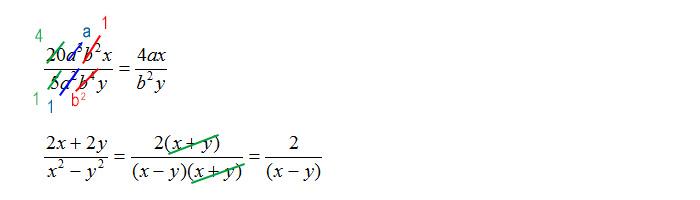 frazioni-algebriche-semplificazioni