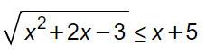 disequazione-irrazionale-esempio