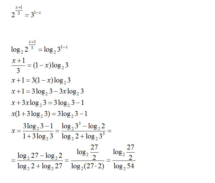 esercizio-esponenziali-basi-diverse