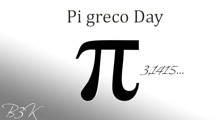 PI-GRECO DAY