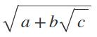 formula-radicali-doppi-somma