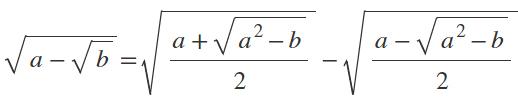 radicali-doppi-formula-sottrazione