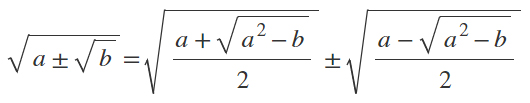 radicali-doppi-formula