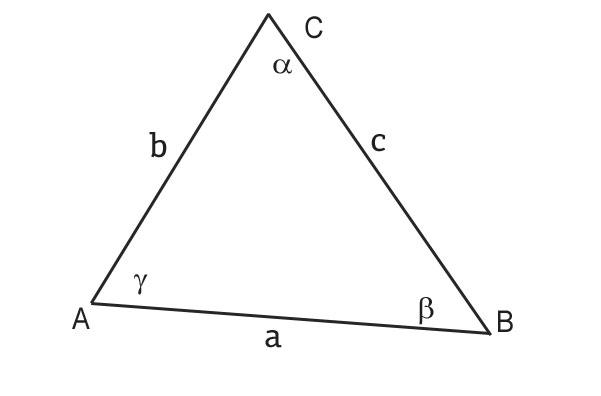 teorema-dei-seni-triangolo